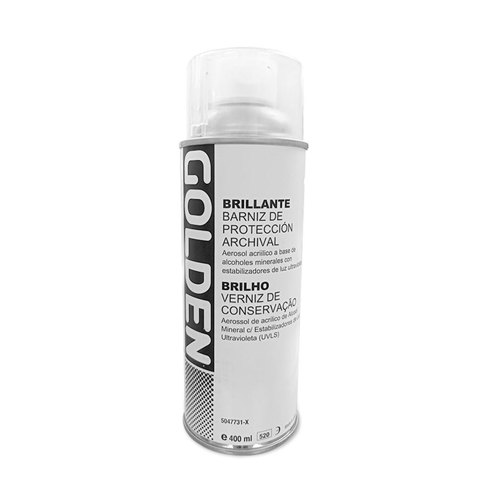 Golden - Barniz Protector en Spray 400 ml
