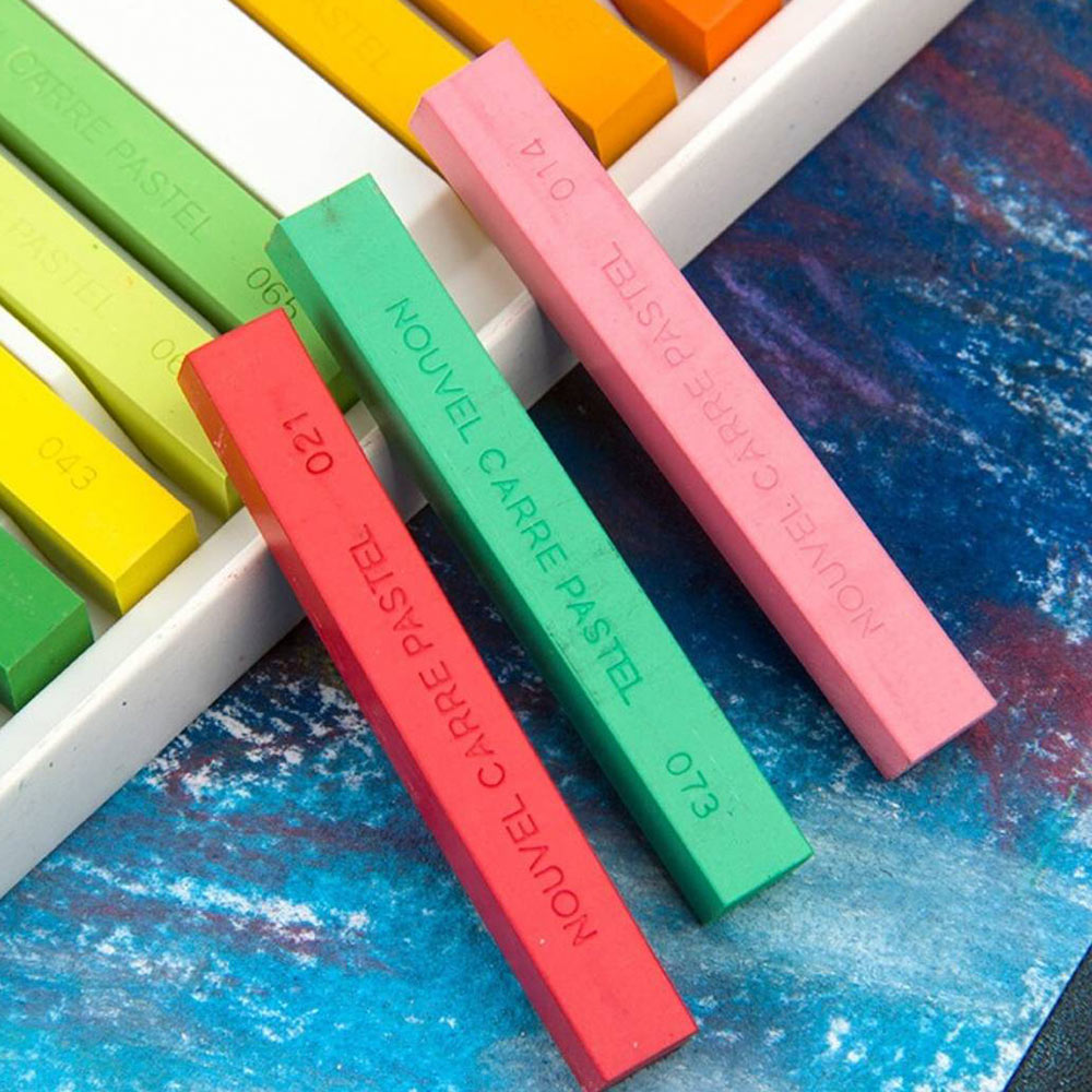 Sakura Nouvel Carre - Set 24 Pasteles Secos en Barra B