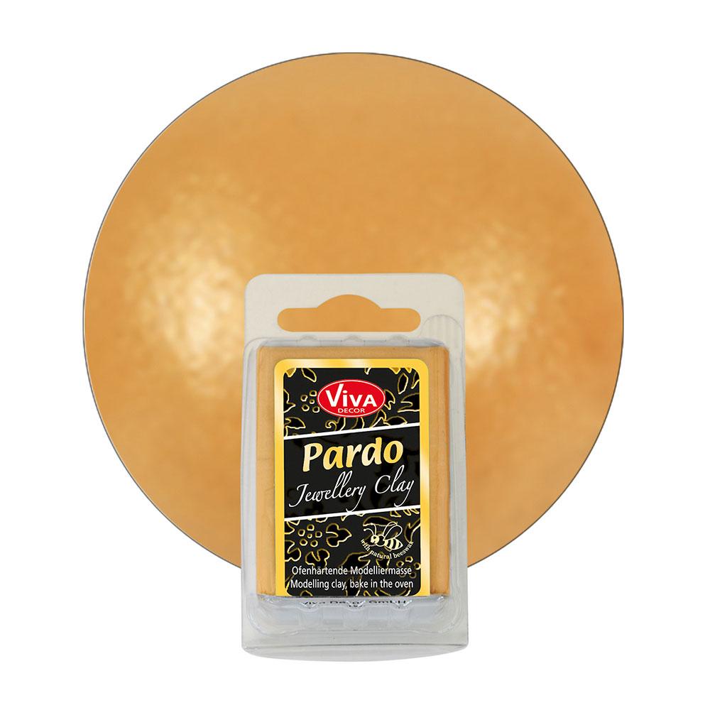 Viva Decor Pardo - Arcilla Polimérica Jewellery Clay Metallic Colors 56 g