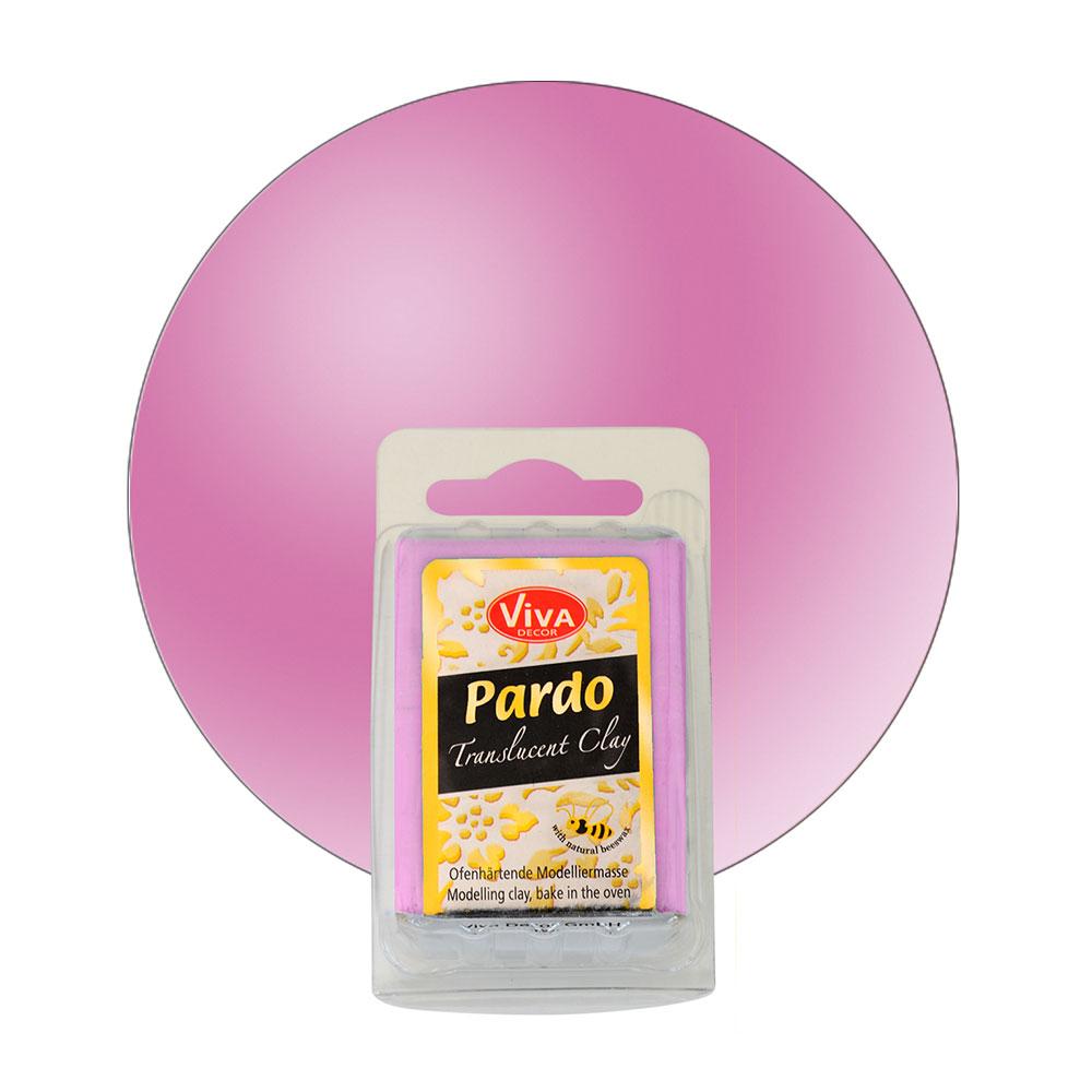 Viva Decor Pardo - Arcilla Polimérica Horneable Translucent Clay 56 g
