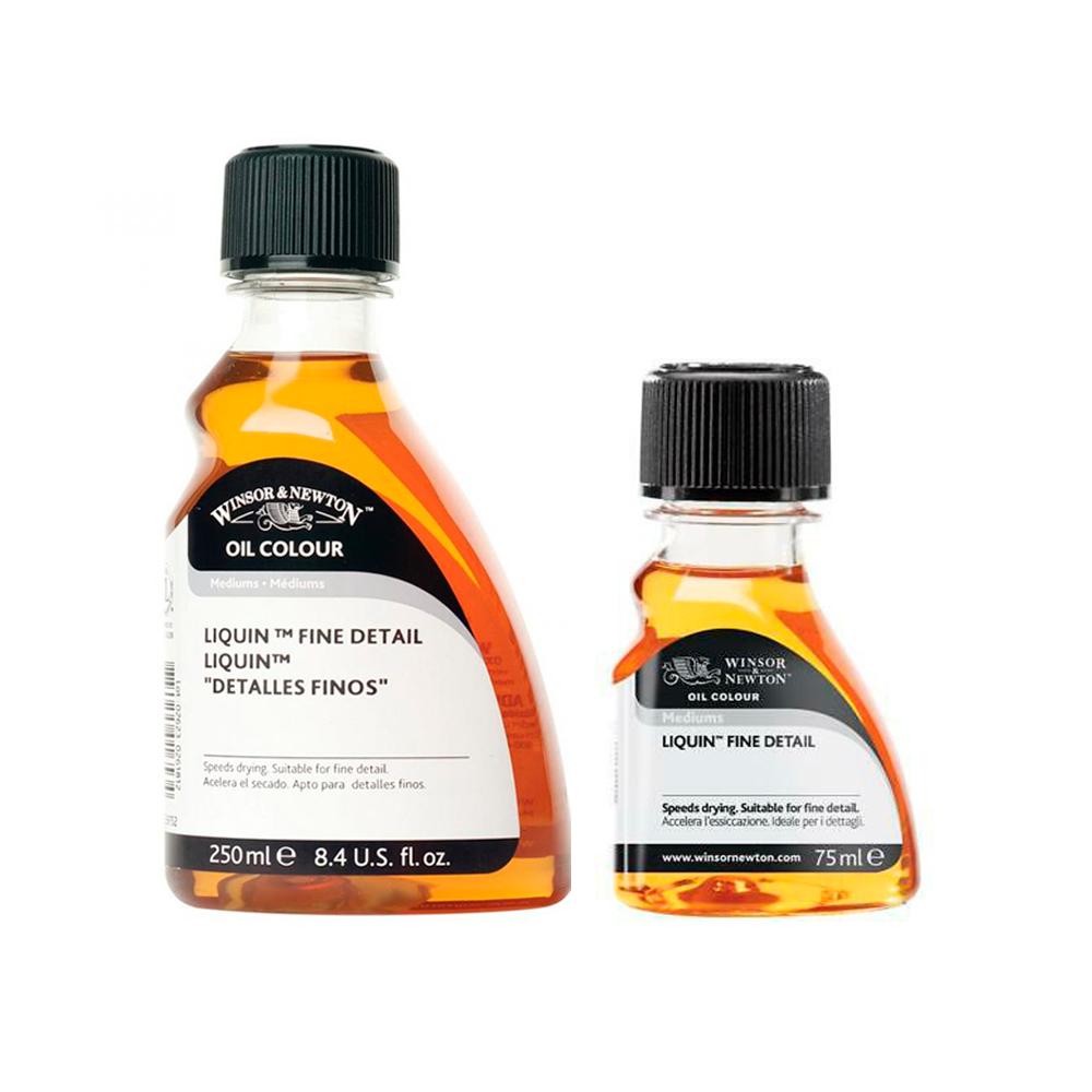 Winsor & Newton Oil Colour - Liquin Fine Detail