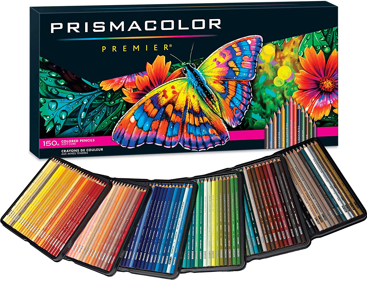 Prismacolor Premier - Set de 150 Lápices de Colores