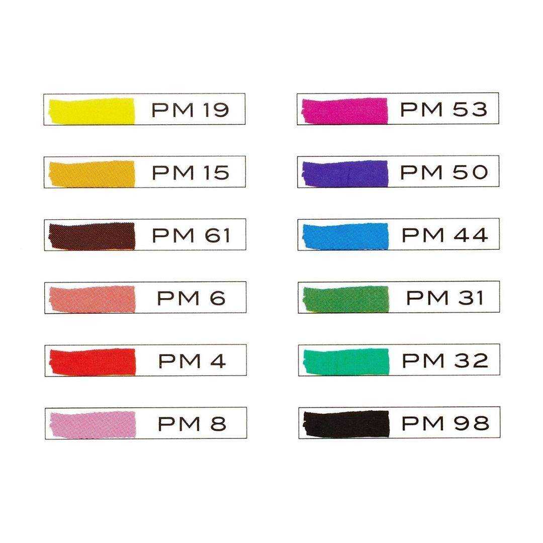 Prismacolor Premier - Set 12 Marcadores; Doble Punta, Colores Primarios y Secundarios
