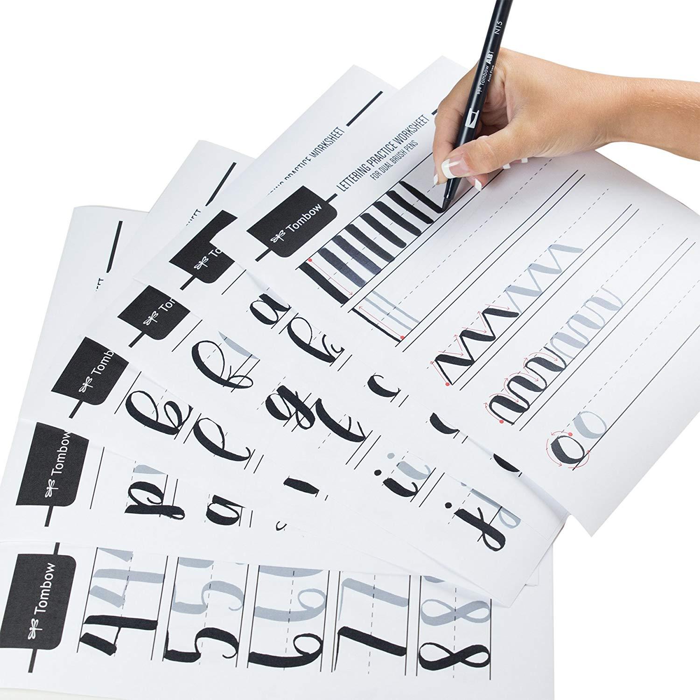 Tombow - Kit Lettering Avanzado
