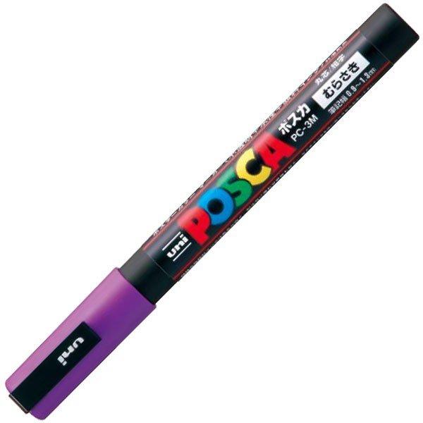 Uni Posca - Marcadores Unidad PC-3M Finos (Colores Clásicos)