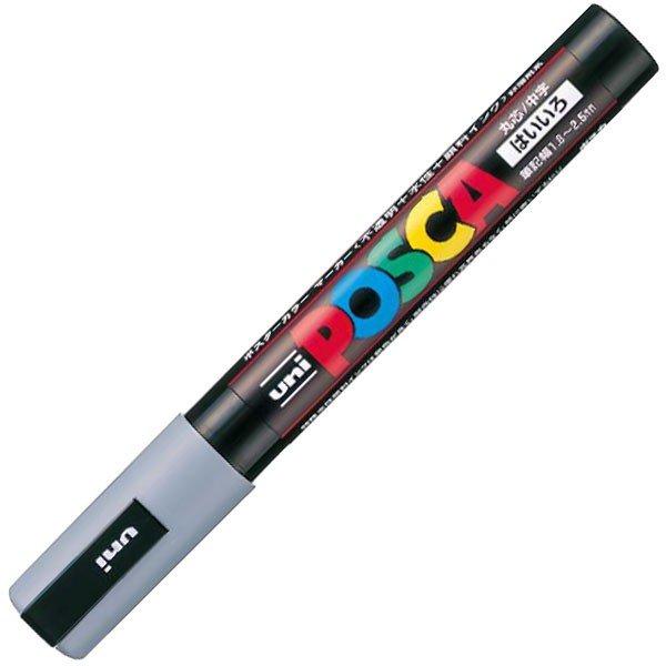 Uni Posca - Marcadores PC-5M Medios (Colores Clásicos Japón)