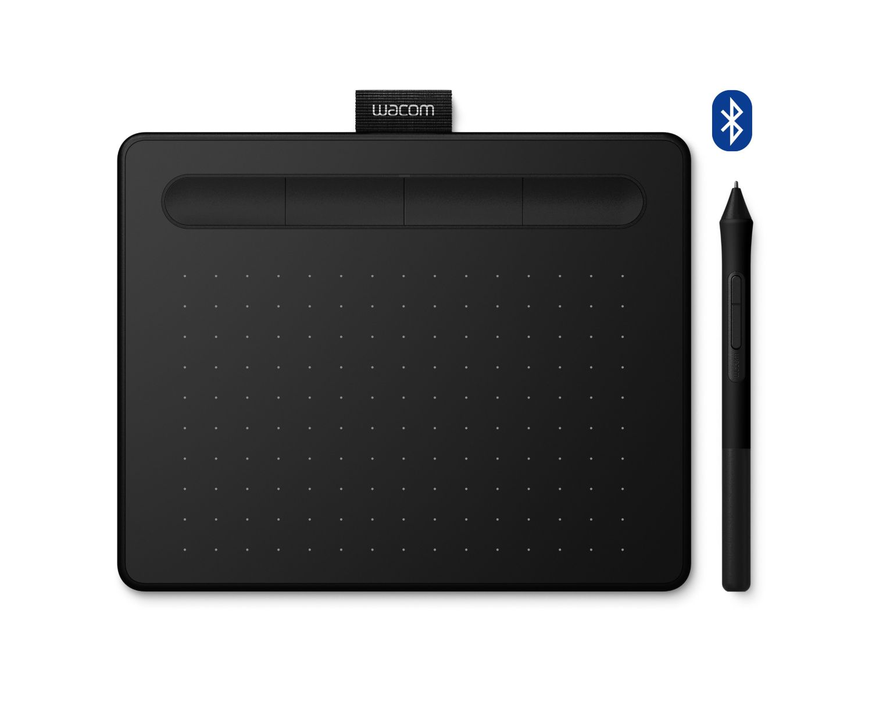 Wacom Intuos S - Tableta Gráfica Small; Bluetooth