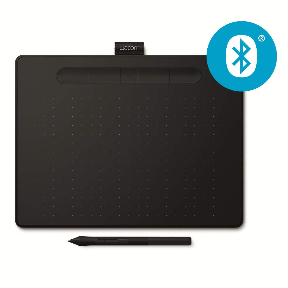 Wacom Intuos M - Tableta Gráfica Medium; Bluetooth