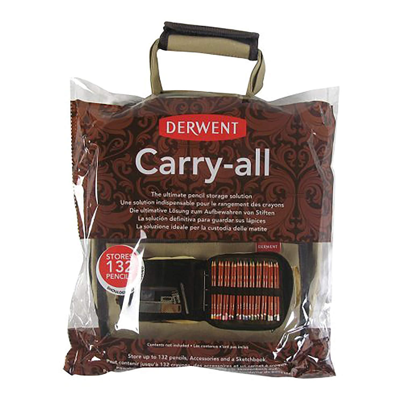 Derwent - Estuche Carry All para 132 Lápices