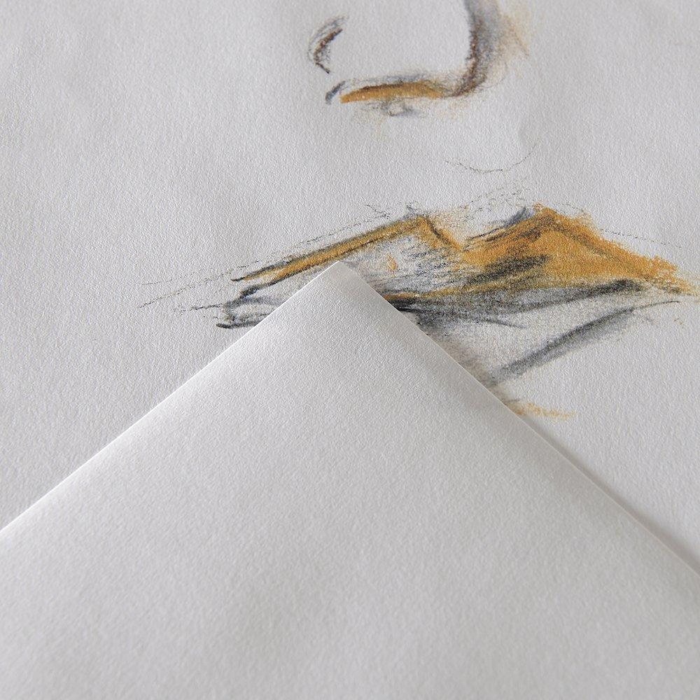 Canson - Libreta Art Book 180° 14 x 21,6 cm, 80 Hojas, 96 gr/m2