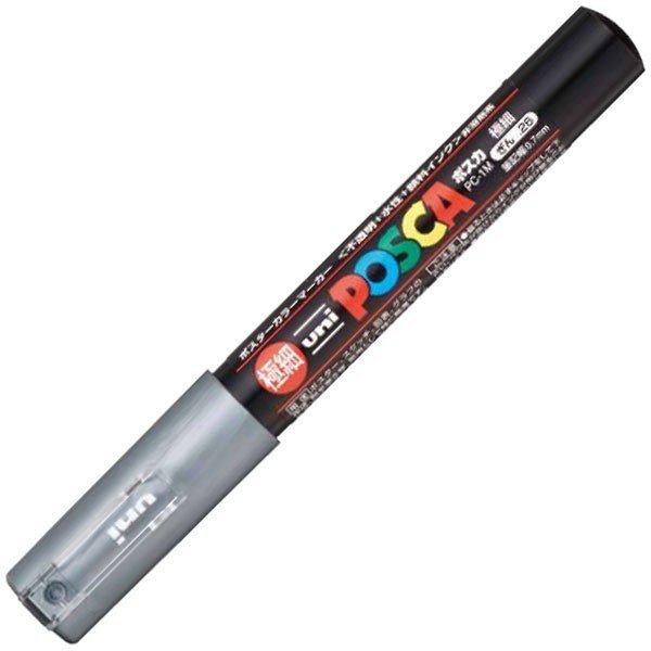 Uni Posca - Marcadores Unidad PC-1M Extra Finos (Colores Clásicos)