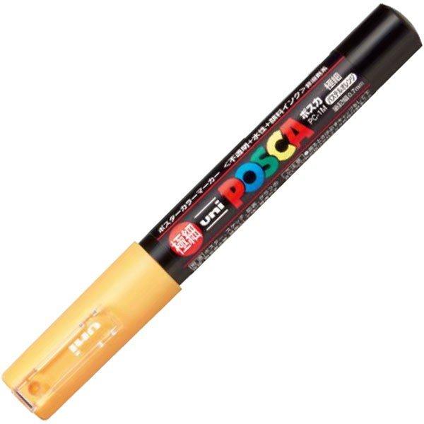 Uni Posca - Marcadores Unidad PC-1M Extra Finos (Colores Pastel)