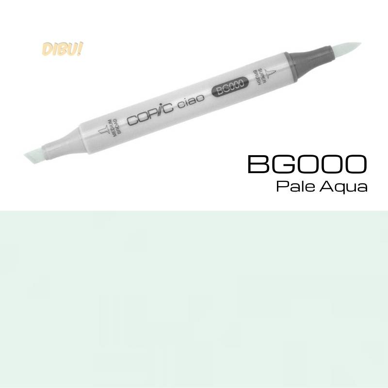 Copic Ciao Markers - Marcadores Individuales