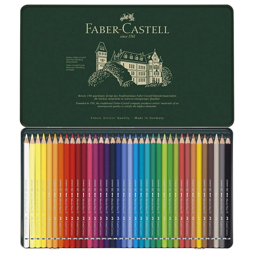 Faber-Castell Albrecht Durer - Set 36 Lápices Acuarelables
