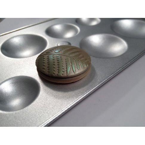 Sculpey - Moldes para Arcilla; Fabricador de Abalorios Huecos