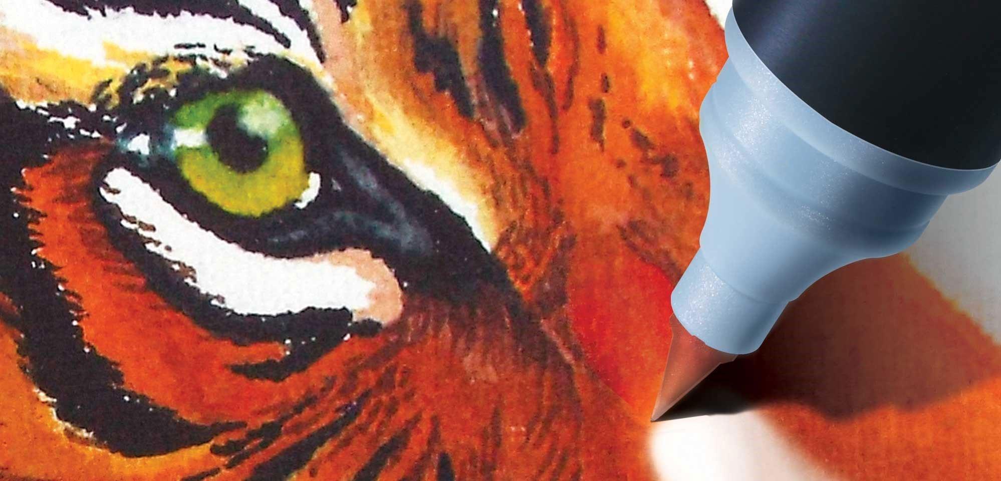 Chameleon Color Tops - Set 5 Marcadores Tonos Cálidos