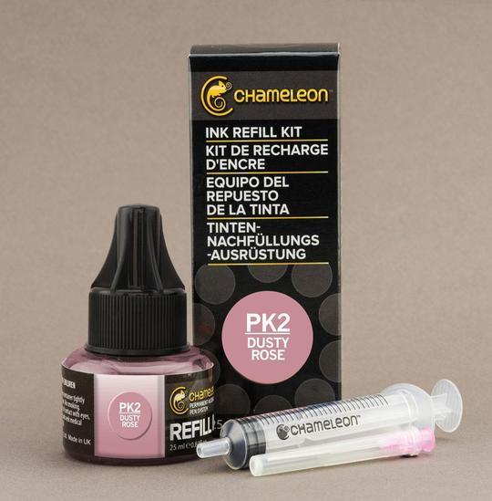 Chameleon Ink Refill - Recarga de Tinta (PK2); Dusty Rose