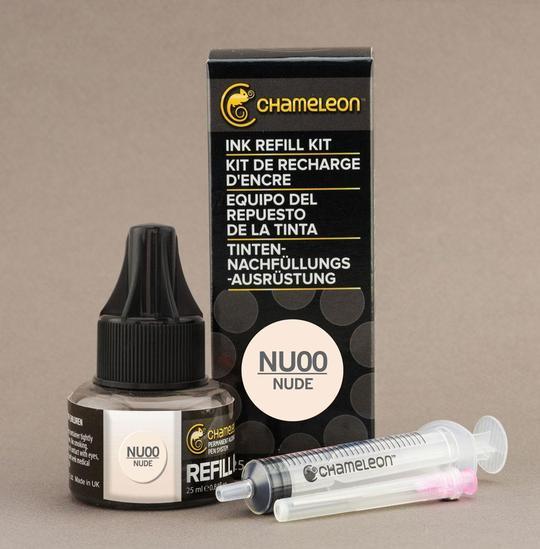 Chameleon Ink Refill - Recarga de Tinta (NU00); Nude