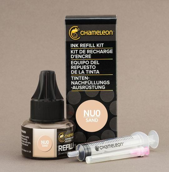 Chameleon Ink Refill - Recarga de Tinta (NU0); Sand
