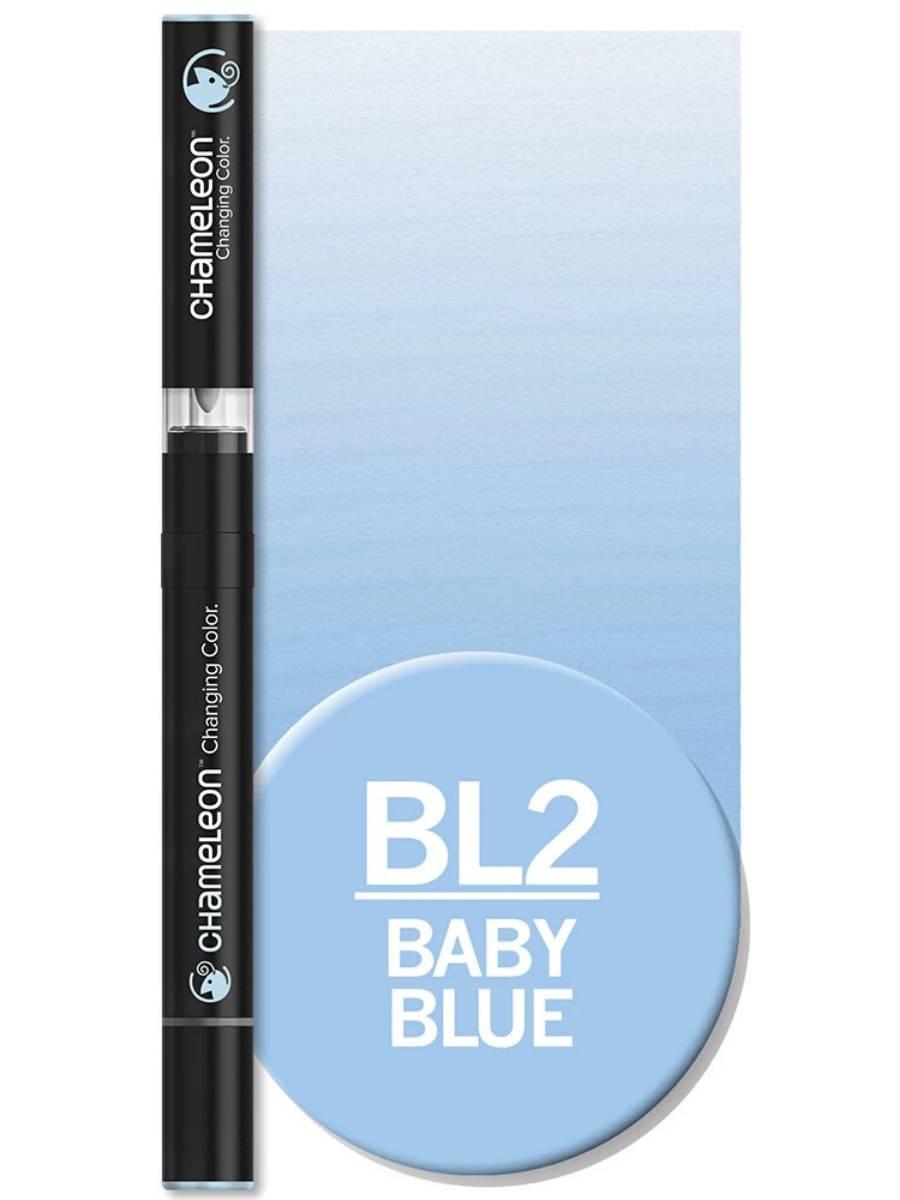 Chameleon Color Tones - Marcador (BL2); Baby Blue