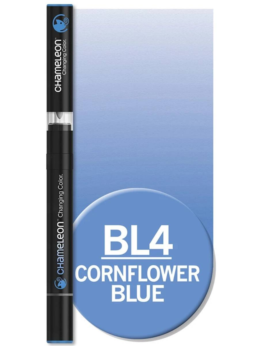 Chameleon Color Tones - Marcador (BL4); Cornflower Blue