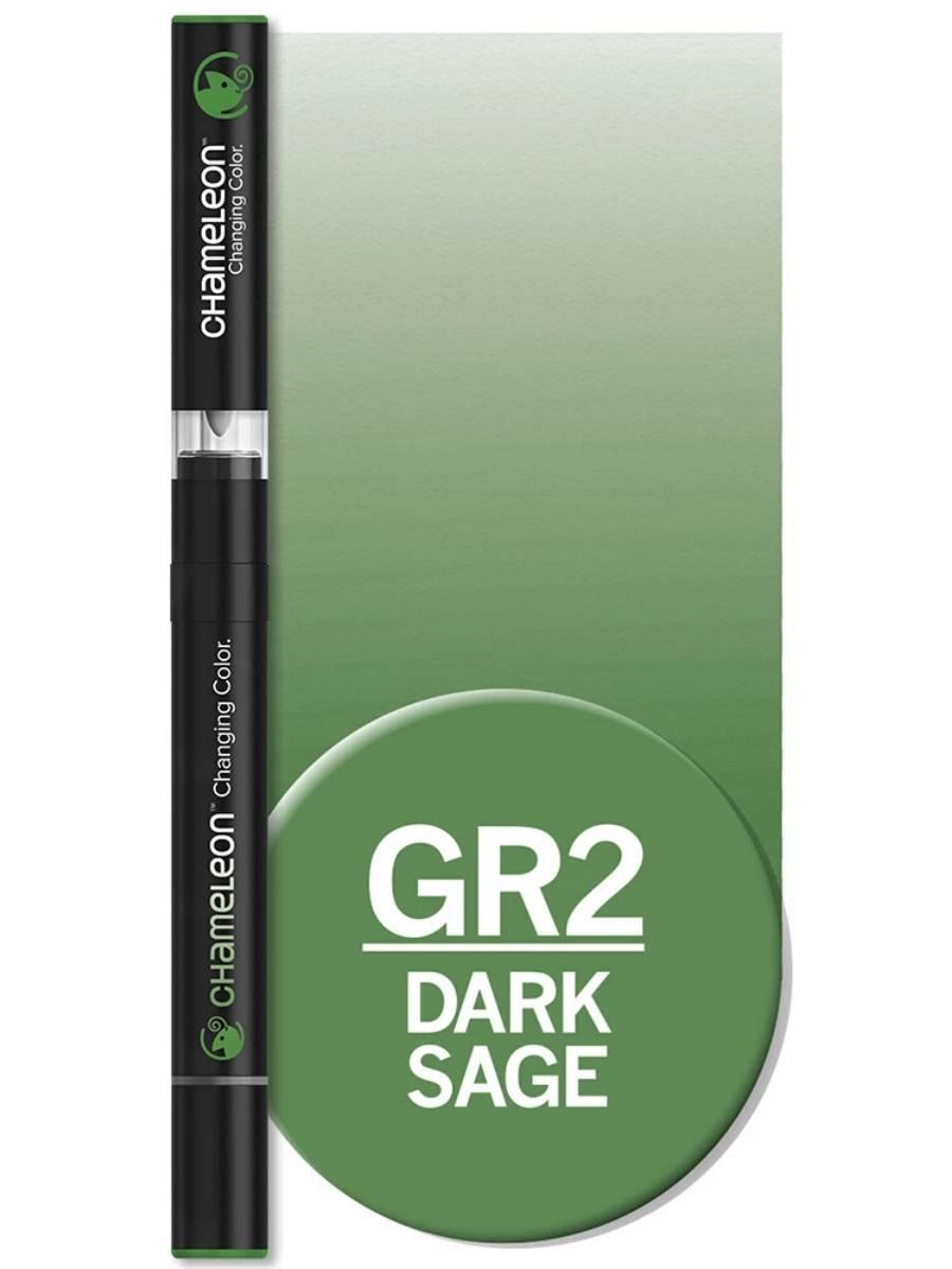 Chameleon Color Tones - Marcador (GR2); Dark Sage