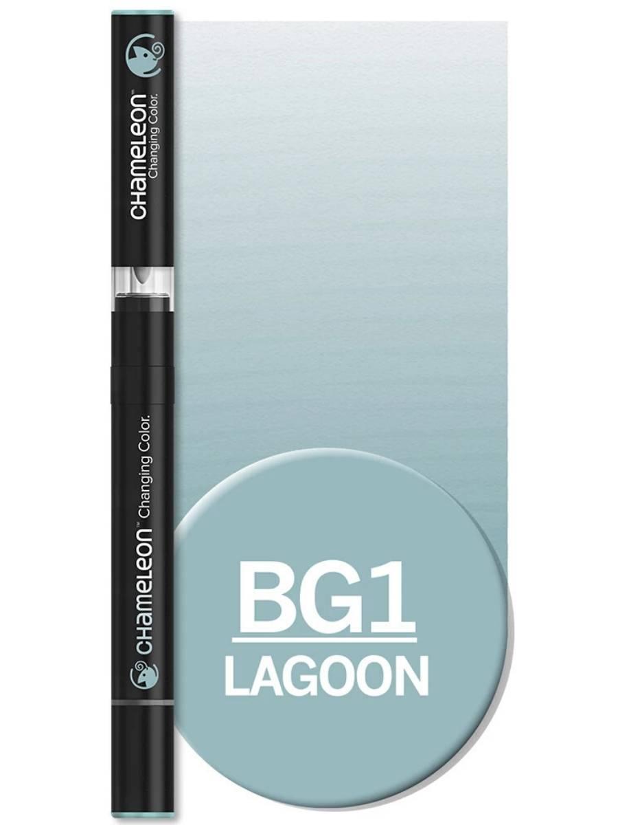 Chameleon Color Tones - Marcador (BG1); Lagoon