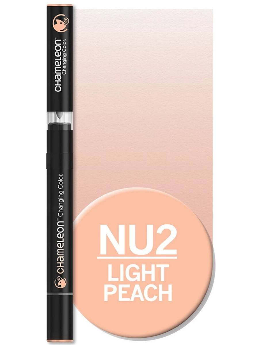 Chameleon Color Tones - Marcador (NU2); Light Peach