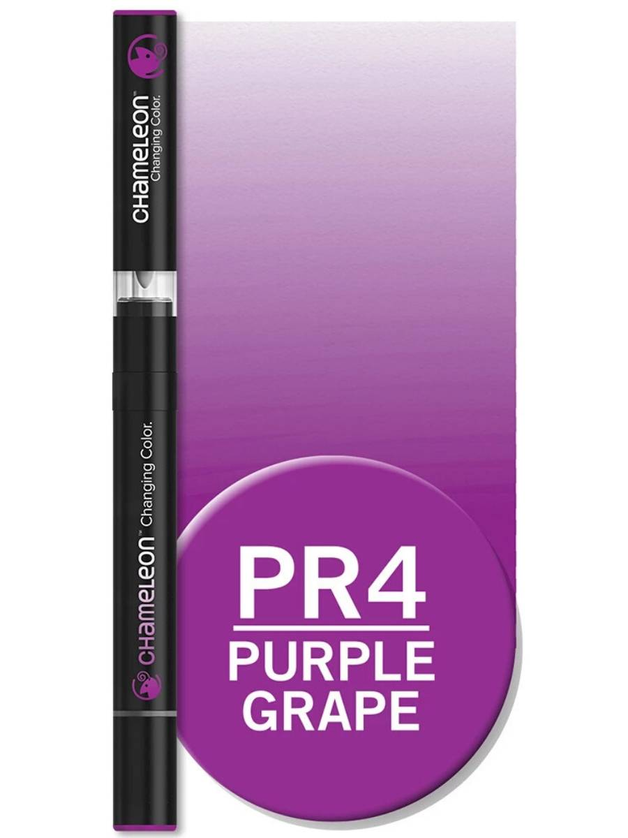 Chameleon Color Tones - Marcador (PR4); Purple Grape