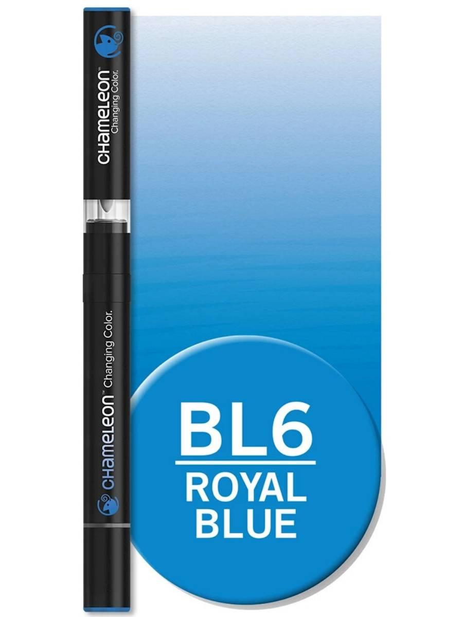 Chameleon Color Tones - Marcador (BL6); Royal Blue