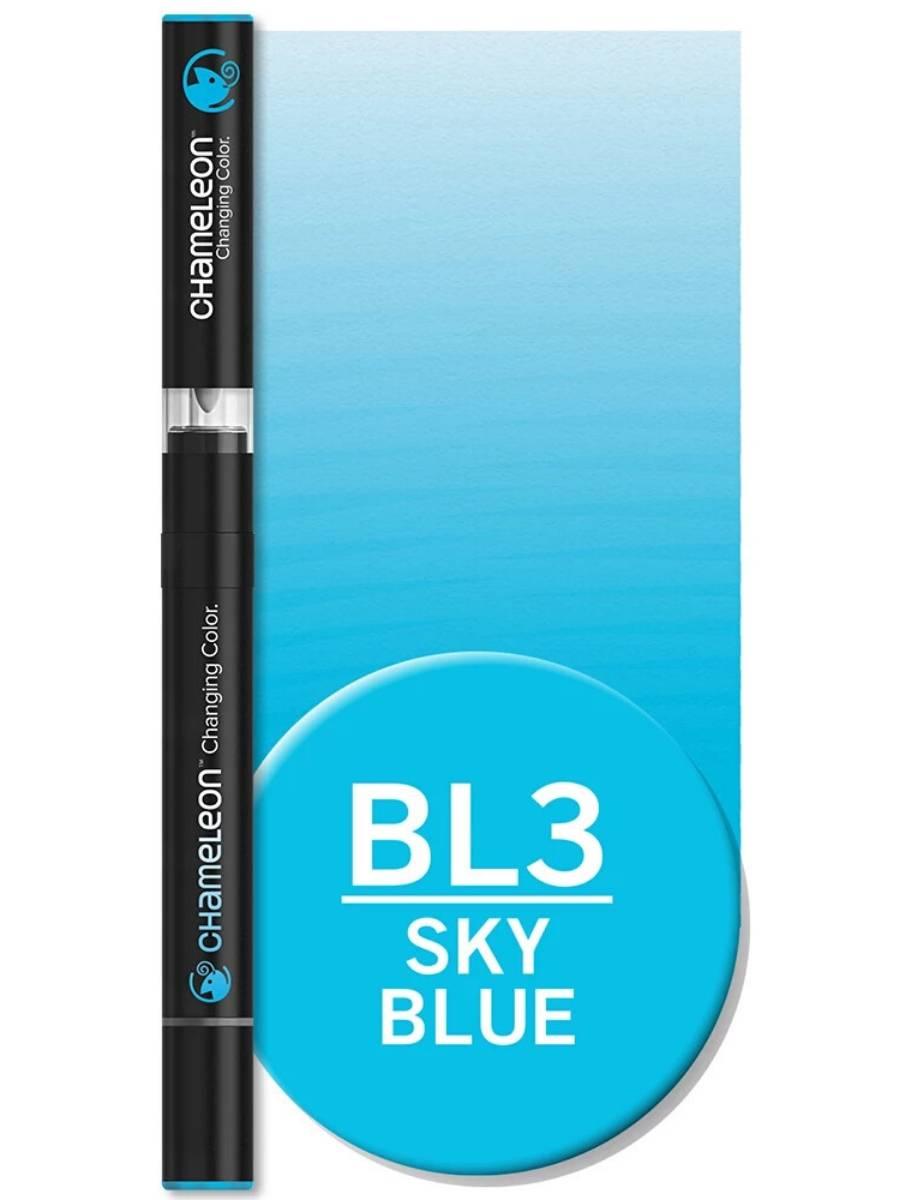 Chameleon Color Tones - Marcador (BL3); Sky Blue