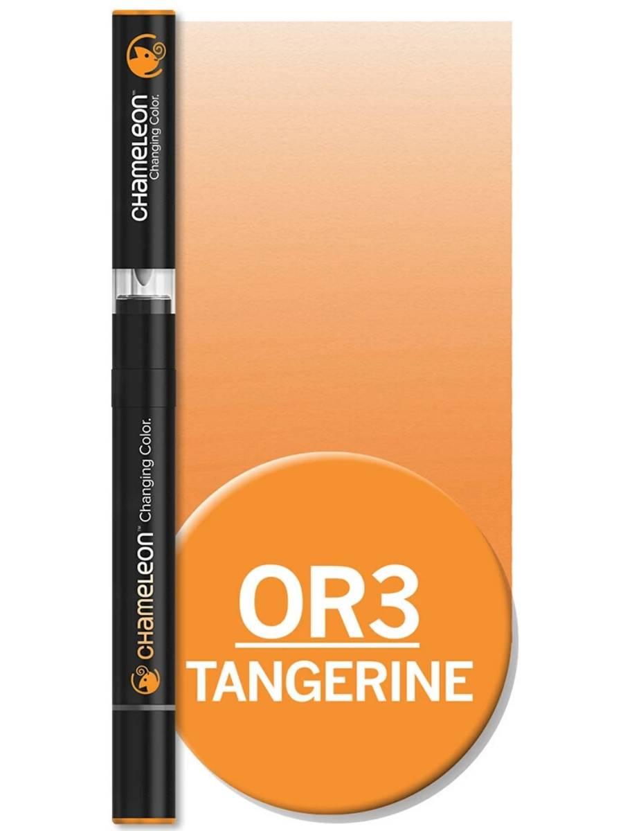 Chameleon Color Tones - Marcador (OR3); Tangerine