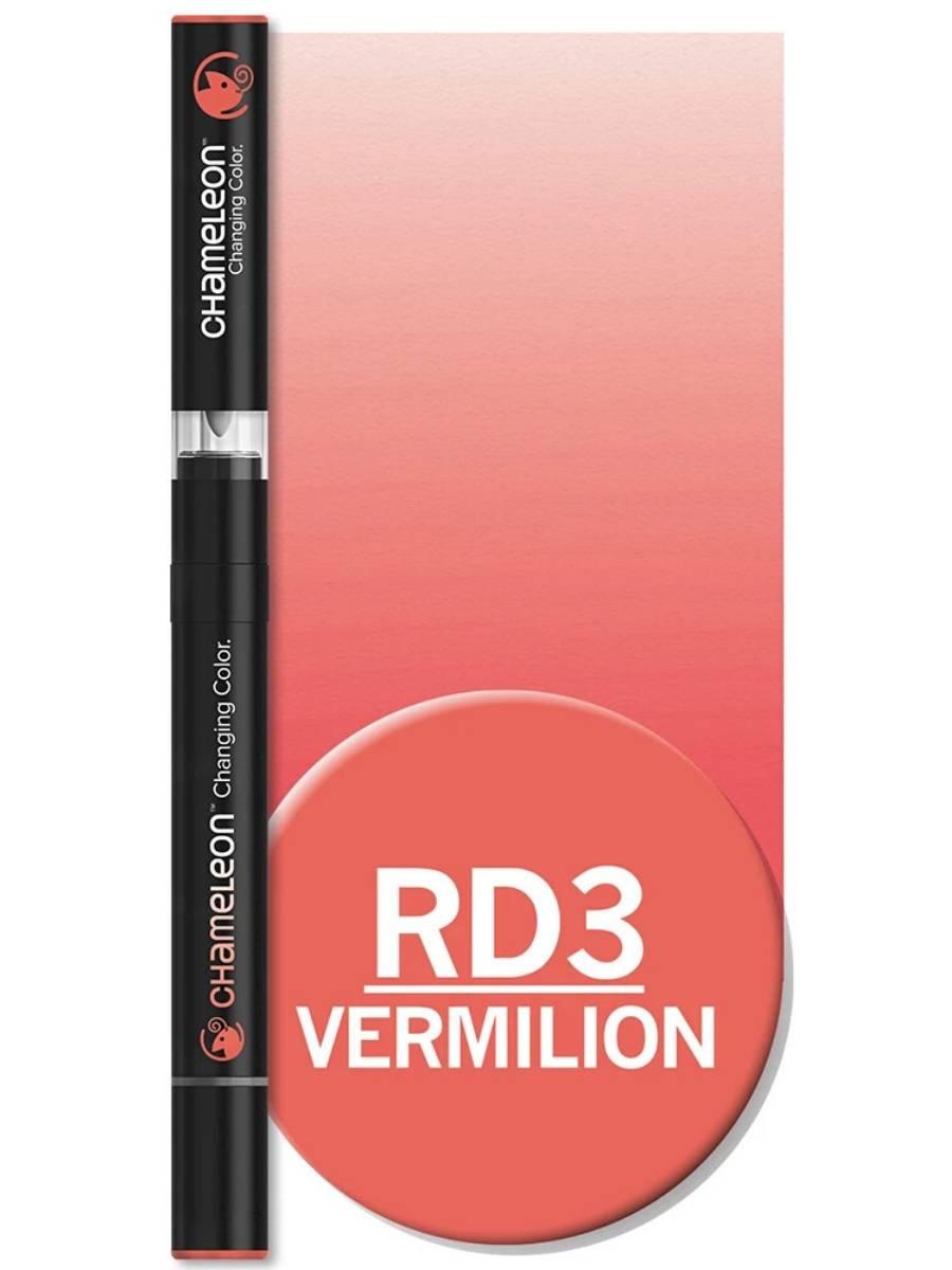 Chameleon Color Tones - Marcador (RD3); Vermillion
