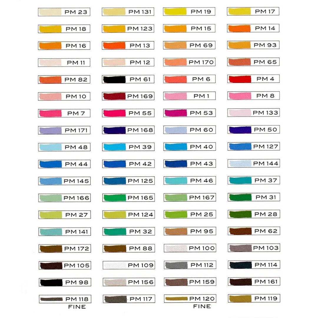 Prismacolor Premier - Set 72 Marcadores Doble Punta