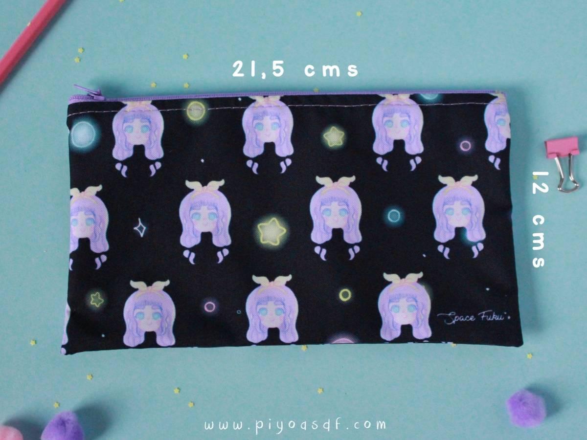 Piyoasdf - Estuche Space Fuku 1