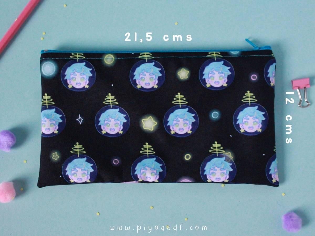 Piyoasdf - Estuche Space Fuku 2