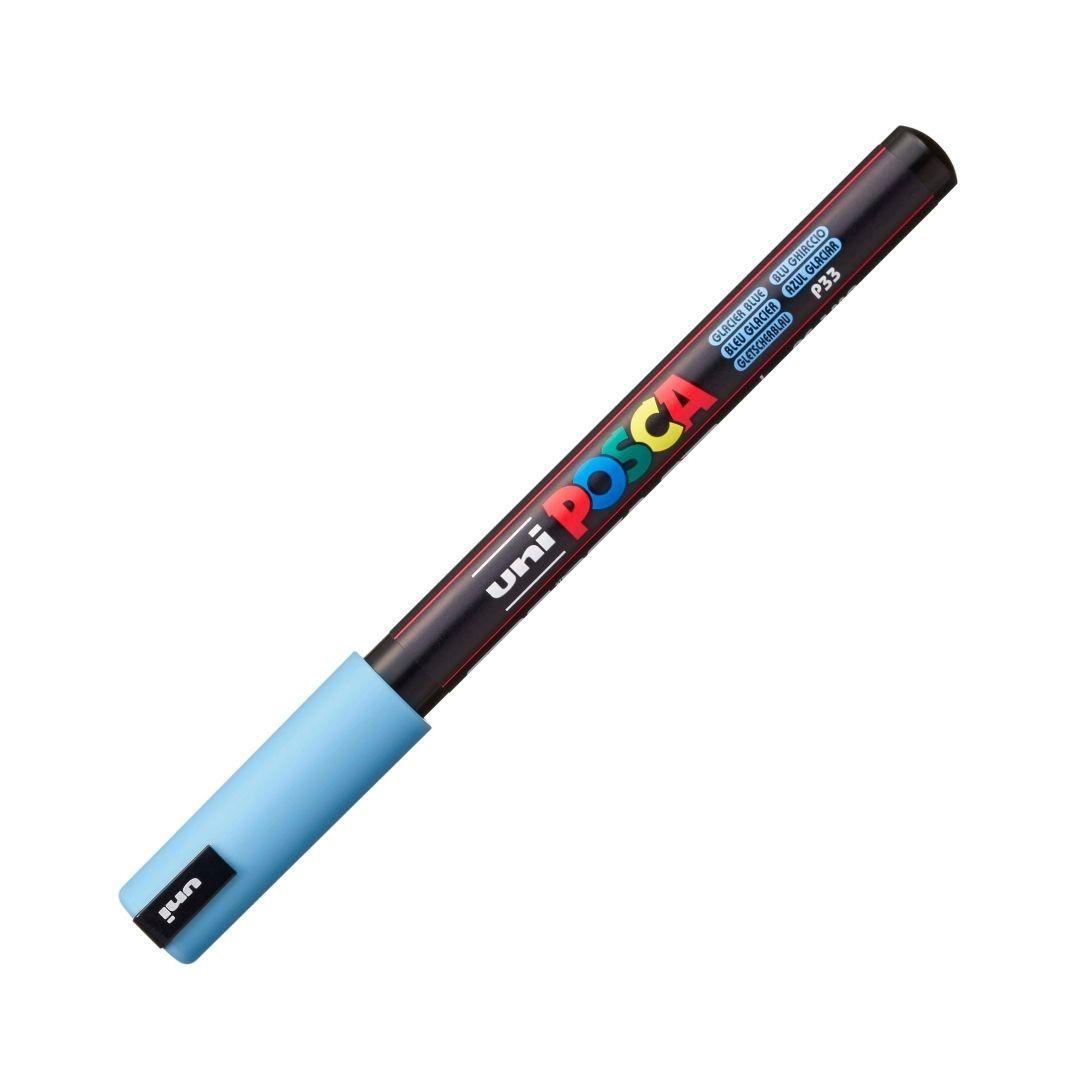 Uni Posca PC-1MR - Marcadores Extra Finos (22 Colores Disponibles)