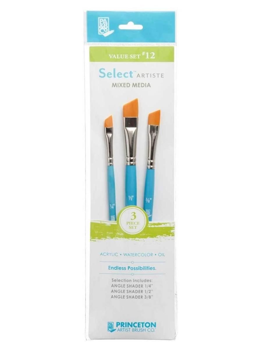 Princeton Select Artiste - Set 3 Pinceles Value Set 12