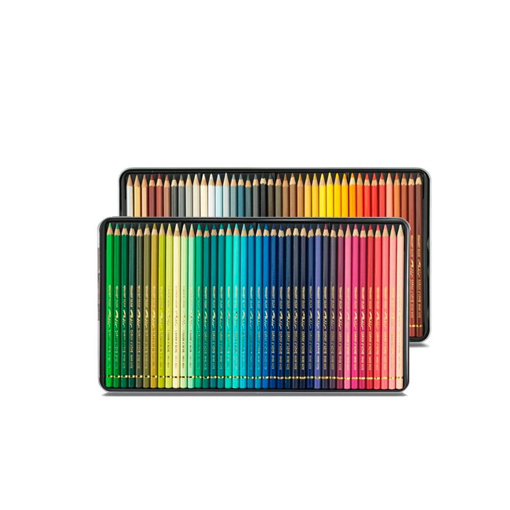 Caran d'Ache Pablo - Set 80 Lápices de Colores