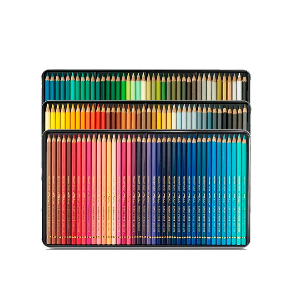 Caran d'Ache Pablo - Set 120 Lápices de Colores