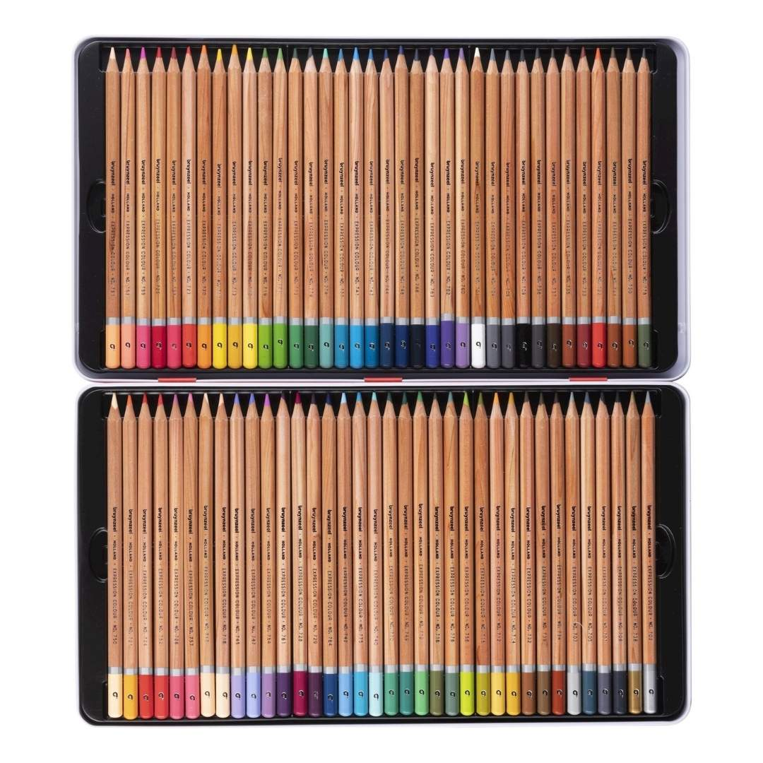 Bruynzeel Expression - Set 72 Lápices de Colores