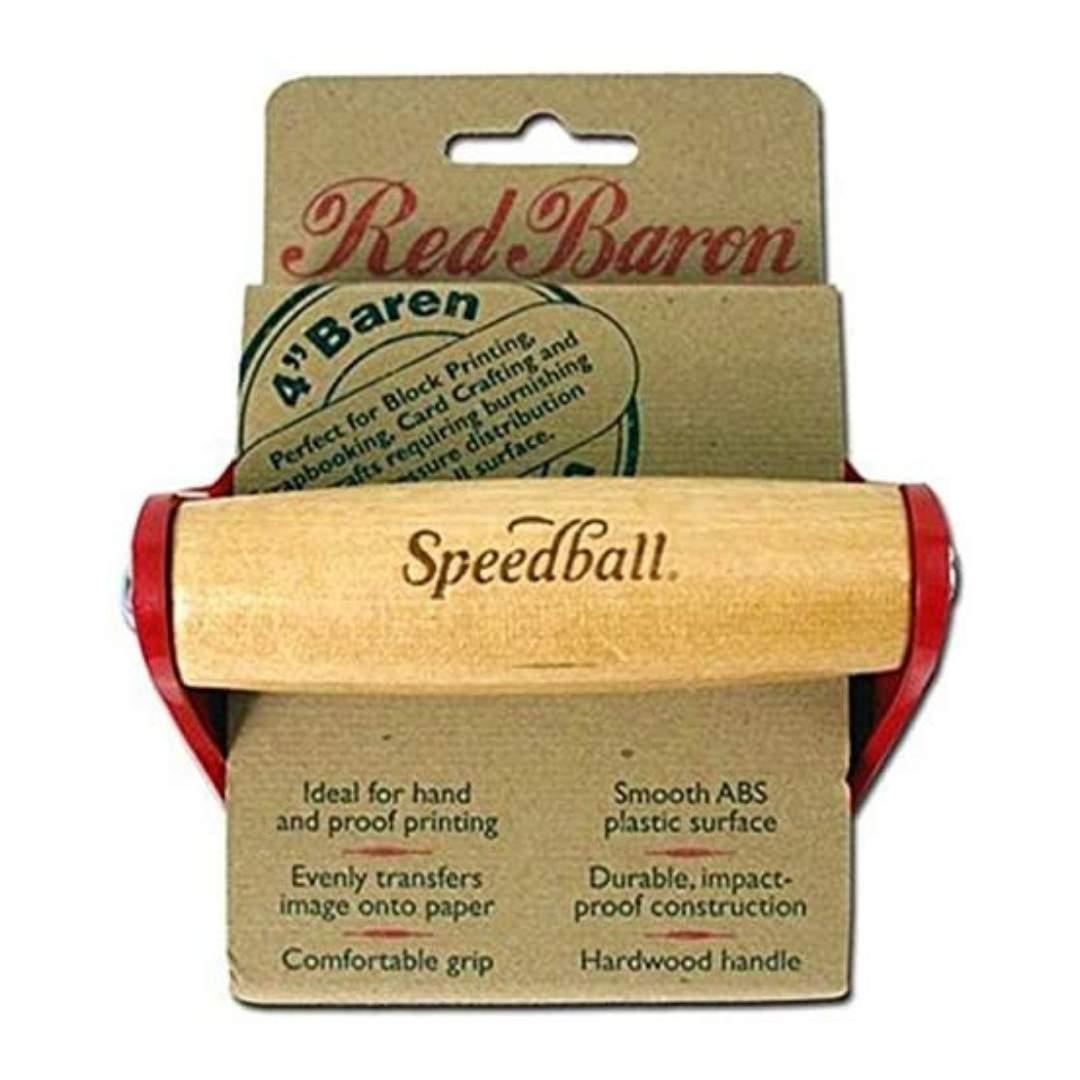 Speedball - Prensa para Grabado; Baren, 10 cm