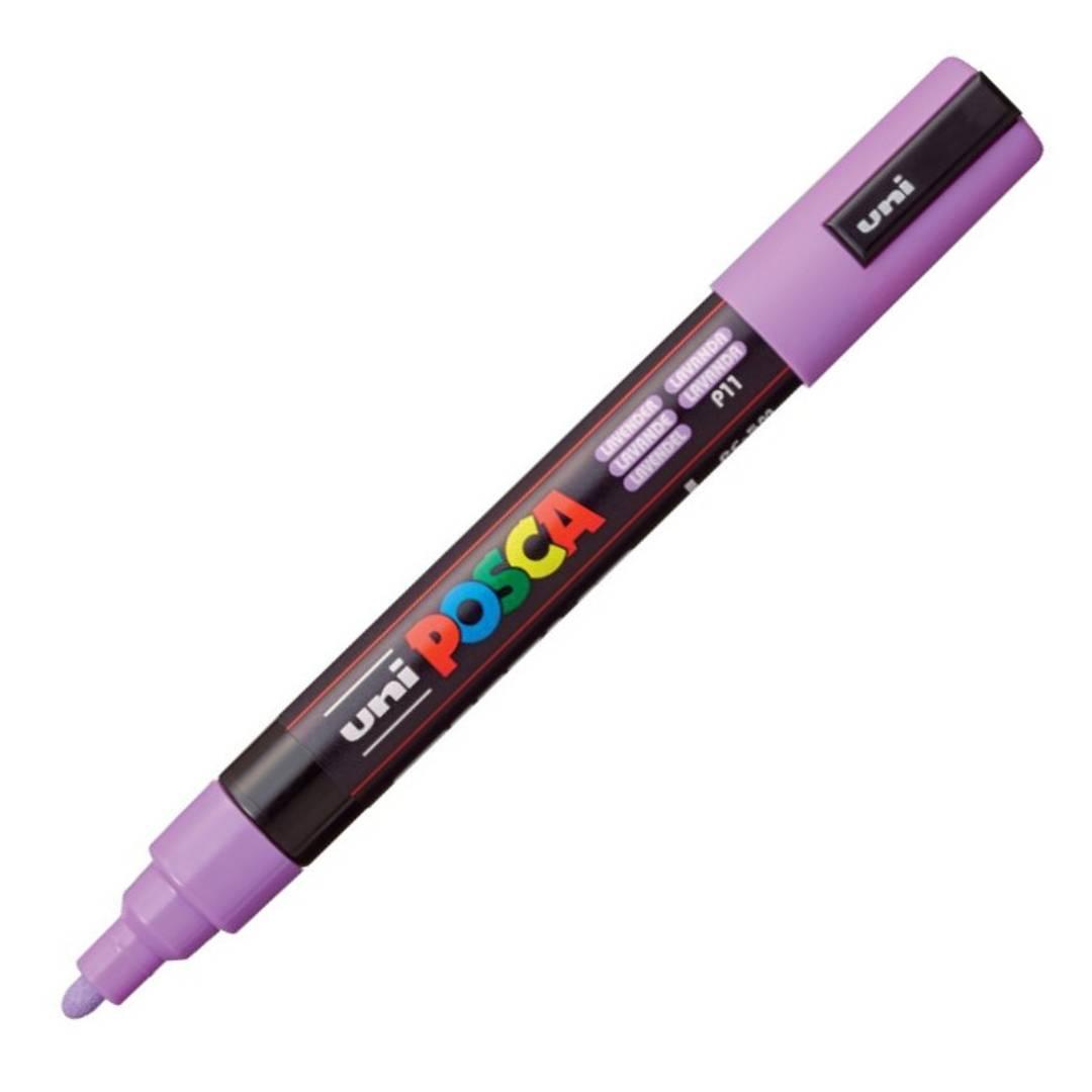 Uni Posca PC-5M - Marcadores Medios (34 Colores Disponibles)