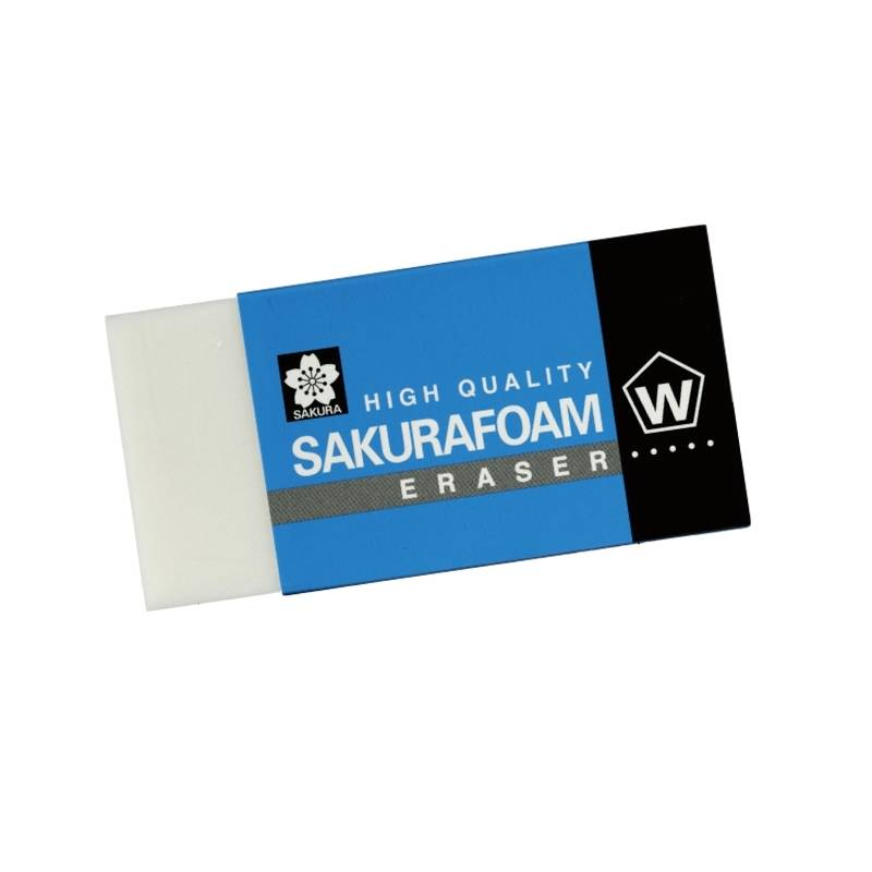 Sakura - Goma SakuraFoam Eraser sin Polvo