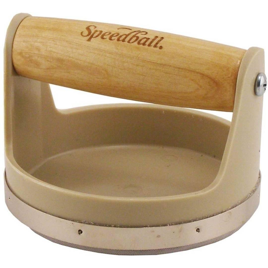 Speedball - Prensa para Grabado Profesional; Baren, 10 cm