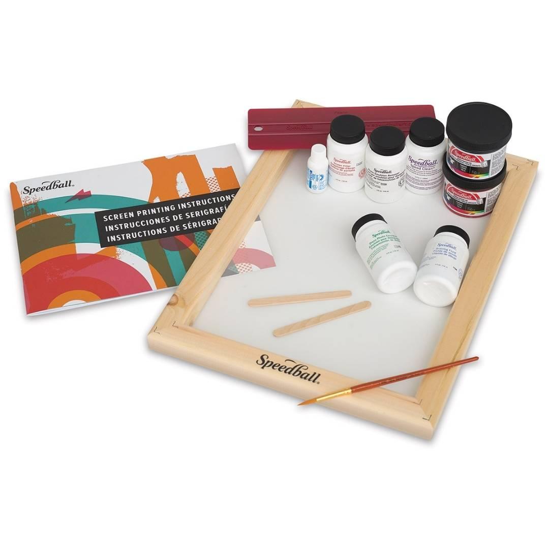 Speedball - Kit Serigrafía Intermedio