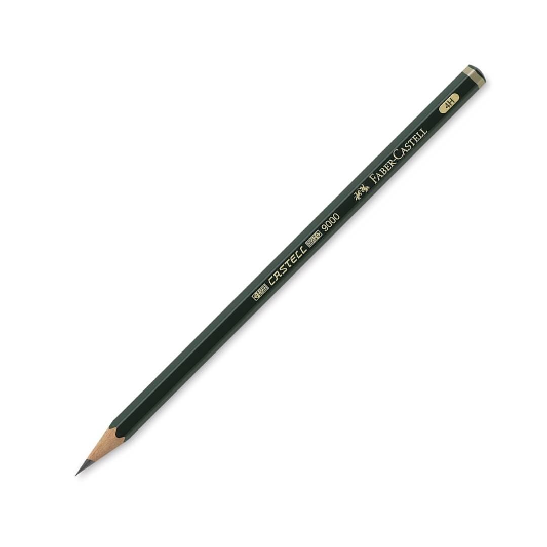 Faber-Castell 9000 - Lápices Grafito (Unidad)