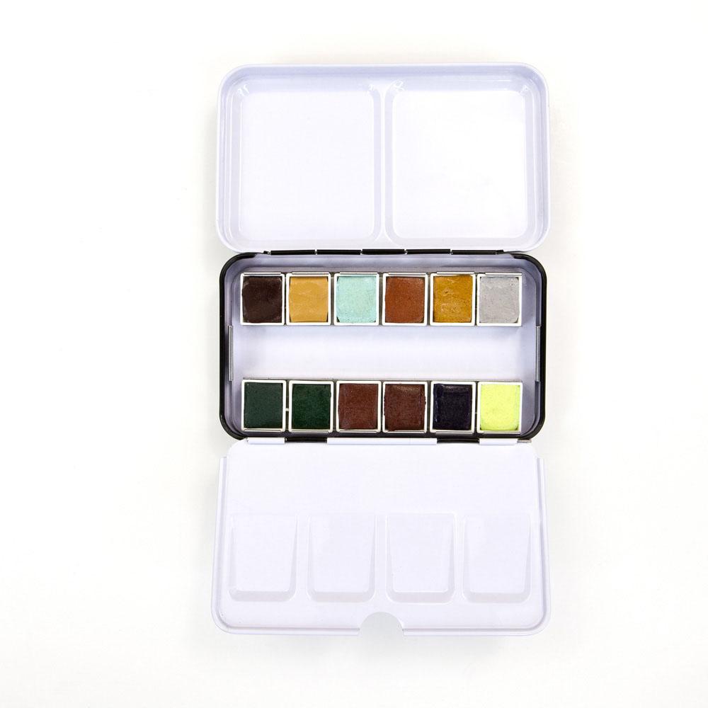 Art Philosophy Watercolor Confections - Set 12 Acuarelas Essence