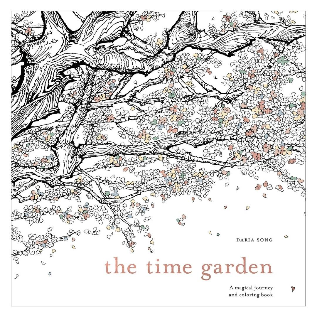 The Time Garden - Daria Song