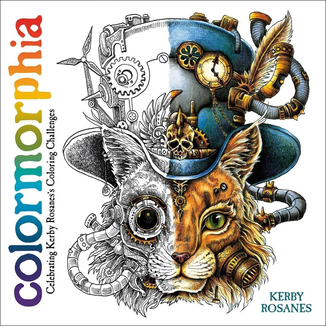 Colormorphia - Kerby Rosanes